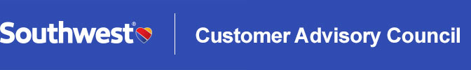 Southwest Customer Advisory Council
